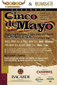 Event Flyer Classy Upcoming Event Flyers Cinco De Mayo At Latin And Rumba°r May 48th