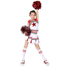 Varsity Cheer Uniform Size Chart Girls Cheerleader Uniform Outfit Costume Fun Varsity Brand