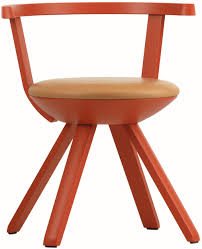 konstantin grcic s rival chair represents a fresh approach to the wooden chair the legs are milled from one piece of solid birch taking on a fluid quality