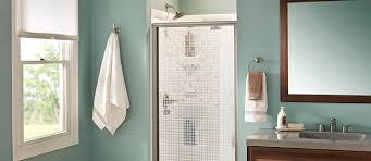 shower enclosures surround ideas by delta faucet