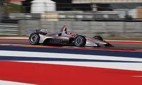 Power Pushes To Top Of Practice Chart At Indycar Classic