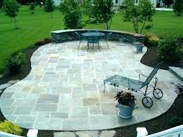 stone patio cost excellent patio cost per square foot concrete patio stone patio cost per square