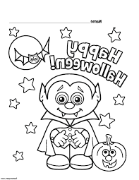 Preschool Halloween Coloring Pages 5f9r Vampire Coloring Pages