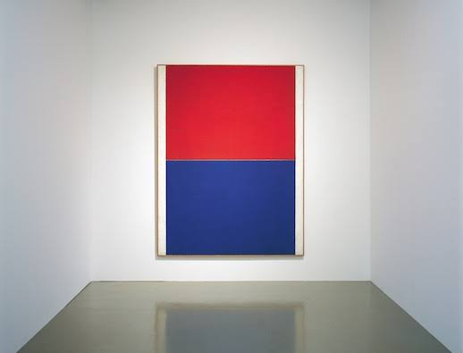 famous minimalist art paintings