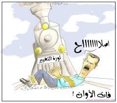 شعار الاستعمار الداخلي  ..الأسد أو نحرق البلد !