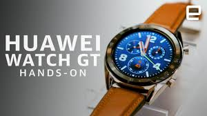 <b>Huawei Watch GT</b> Hands-On - YouTube