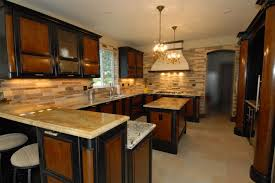 Custom Kitchen Cabinets Chicago Awesome Custom Kitchen Backsplash Traditional Kitchen Chicago By