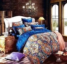 duvet cover sets king cotton luxury bedding sets king queen size bohemian quilt duvet cover bedspread