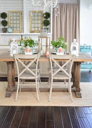 Farmhouse Table Centerpiece Best Table - Formal farmhouse dining room ideas