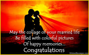 Beautiful Congratulations Quotes Best of Wedding Card Quotes And Wishes Congratulations Messages