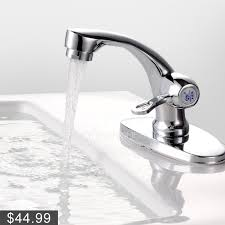 Modern Filtering Cold Water ly Bathroom Sink Faucet