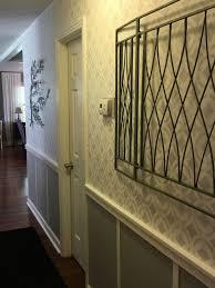 hallway finally. Stenciled Hallway Finally Finished, Wall Decor L