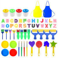 [wamami] <b>Oil</b> Brush Nylon New Paint <b>6 Pieces</b> / Set Of Artist ...