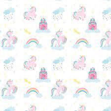 Custom Kids Wallpaper Baby Girl Nursery ...