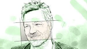 Rücktritt vom rücktritt von social media. Close Up Robert Habeck Berlin Policy Journal Blog
