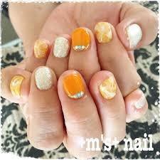 春夏海リゾートハンド Ms Nailのネイルデザインno3244422