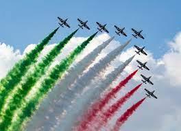 A che ora passano le Frecce Tricolori su Roma: orario oggi, 2 giugno 2021