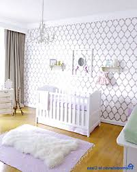 baby girl nursery wallpaper australia decorating ideas