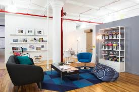 design fun office. Delighful Design A Fun NYC Office Inspired By The Flatiron District  On Design