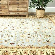 safavieh rug blue heritage rug blue brown area by designs safavieh evoke ivory blue rug 10x14