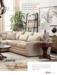 a winston 4 piece sectional from 2 199 96 b sheffield cocktail table 249 99 c