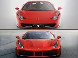 Why Would You Buy A Ferrari 458 Italia Over A Ferrari 488 Gtb Quora
