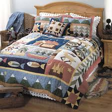 Timberline Lodge Quilt Set - Free Shipping Today - Overstock.com ... & Timberline Lodge Quilt Set Adamdwight.com