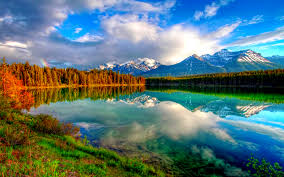Mountain Lake HD Wallpapers Pulse ...