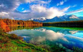 Mountain Lake HD Wallpapers Pulse ...