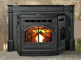 fireplace insert frame fireplace insert vintage corn pellet stove cast iron antique frame replica new frameless