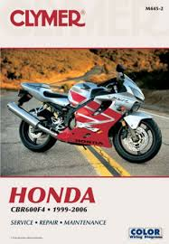 2000 honda cbr 600 f4 wiring diagram 2000 image 1999 2006 honda cbr600 f4 clymer motorcycle repair manual on 2000 honda cbr 600 f4 wiring