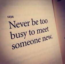 Meeting New People Quotes Unique 488 New People Quotes 48 QuotePrism