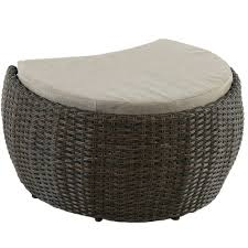 Outdoor Ottoman Table Walmart Cushions Round Replacement Cushion