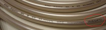 Что за маркировка на кабеле <b>Atlas</b> Equator Integra MKIII: RIEOPT ...