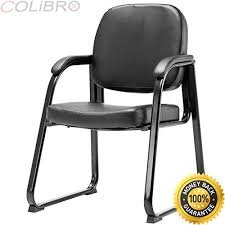 modern office guest chairs. Exellent Office COLIBROXSet Of 2 PU Conference Chair Reception Guest Office Lecture Exam  ArmChair New In Modern Chairs O
