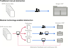 Traditional And Modular Technology Enabled Chart Abstraction