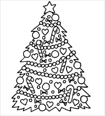 Free Christmas Tree Template Free Christmas Tree Templates To Print Festival Collections