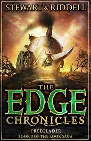 freeglader book 3 of the rook saga edgechronicles chirsriddell paulstewart