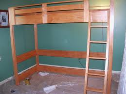 Plans For A Loft Bed Ana White Turning The Loft Bed Into A Bunk Bed Diy Projects