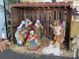 hobby lobby outdoor nativity sets ideas