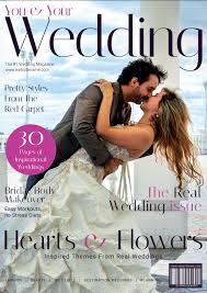 Magazine Cover Design Free Download Free Modern Wedding Magazine Cover Magazine Cover Template