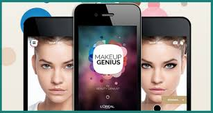 l oréal makeup genius app