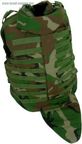 Bullet Proof Vest Rating Chart Iweapons Camouflage Bulletproof Vest Bodyarmor Iiia 3a