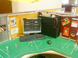 cool office cubicles. Lovely Cool Cubicle Accessories FIFA Germany Footbal Office Decoration Cubicles F