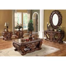 Traditional Living Room Set Hd 1800 Coffee Table Coffee Tables