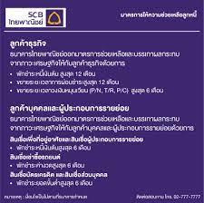 ธนาคารแห่งประเทศไทย - Bank of Thailand - โดยลูกค้าที่ประสงค์จะพักชำระหนี้สามารถติดต่อ  • ผู้จัดการธุรกิจสัมพันธ์ • สาขาทั่วประเทศ • Call Center 0 2777 7777