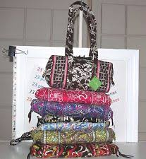 Vera Bradley Discontinued Patterns Magnificent Discontinued Vera Bradley Women's Handbags Bags EBay