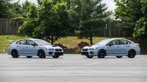 2019 Subaru Color Chart 2019 Subaru Wrx And Wrx Sti Series Gray Models Dress Up In