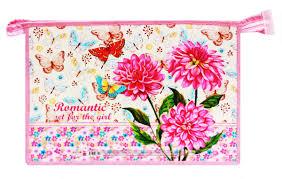 Prof <b>Press Папка для тетрадей</b> на молнии Романтичные цветы ...