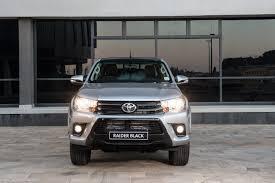 Toyota Hilux Raider Black Limited Edition (2017) Specs & Price ...